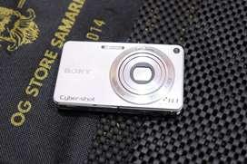 Sony Cybershot dsc silver