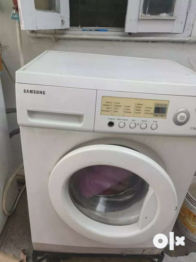 Excellent Condition Samsung Automatic Front Loading Washing Machine 0