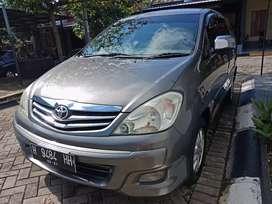 Innova V 2011 AT bensin, simpanan tangan pertama
