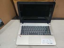 Laptop vivobook x asus dvdrom speaker kenceng