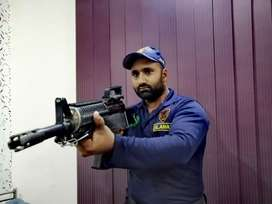 Security Guard (DHA Lahore)