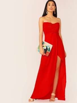 Branded new dress...best for parties outting... functions