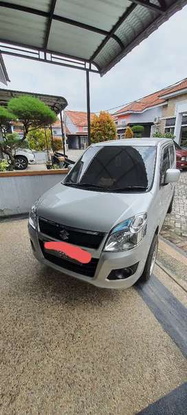 Dijual Karimun Wagon GL matic 2018