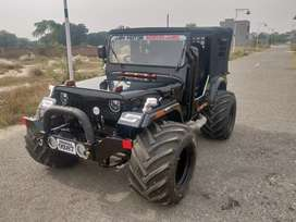 Jeep's willyz thar modified