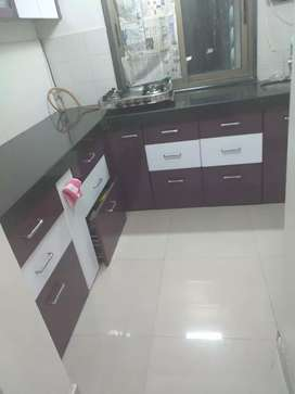 1BHK Fully Furnished Rental in 26K near Viviana Mall, TCS & iTHINK IT