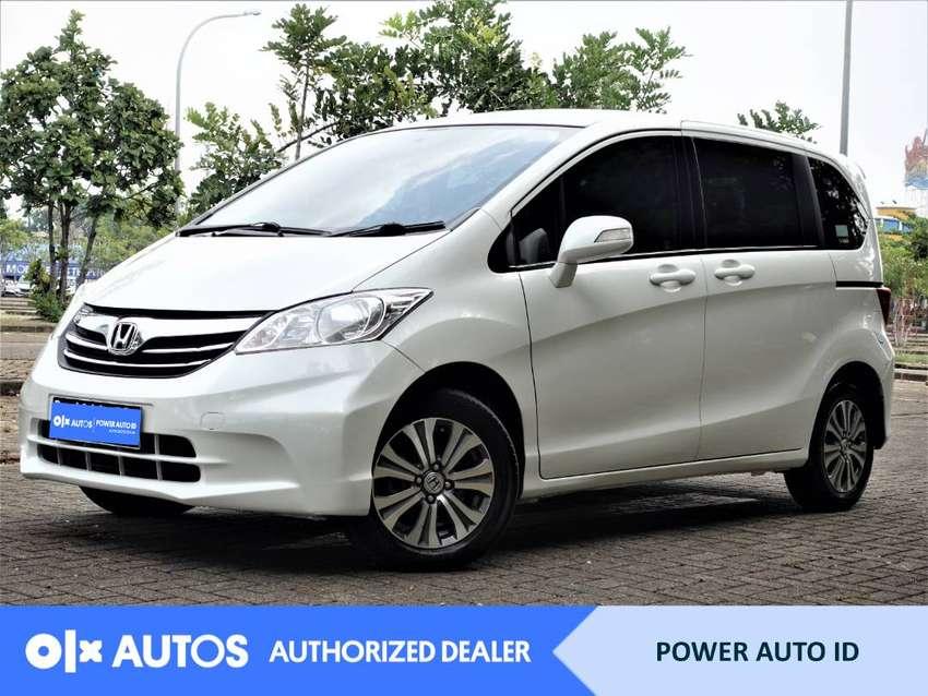 [OLXAutos] Honda Freed 2014 S 1.5 Bensin A/T Putih #Power Auto ID