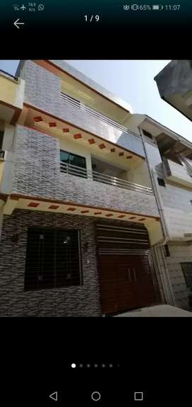 Double story house for rent near hascol petrol pump sohan Islamabad