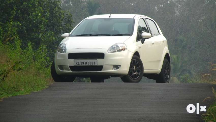 Well Maintained Fiat Punto Emotion Pack Diesel 0