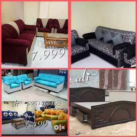 Durable sofa set