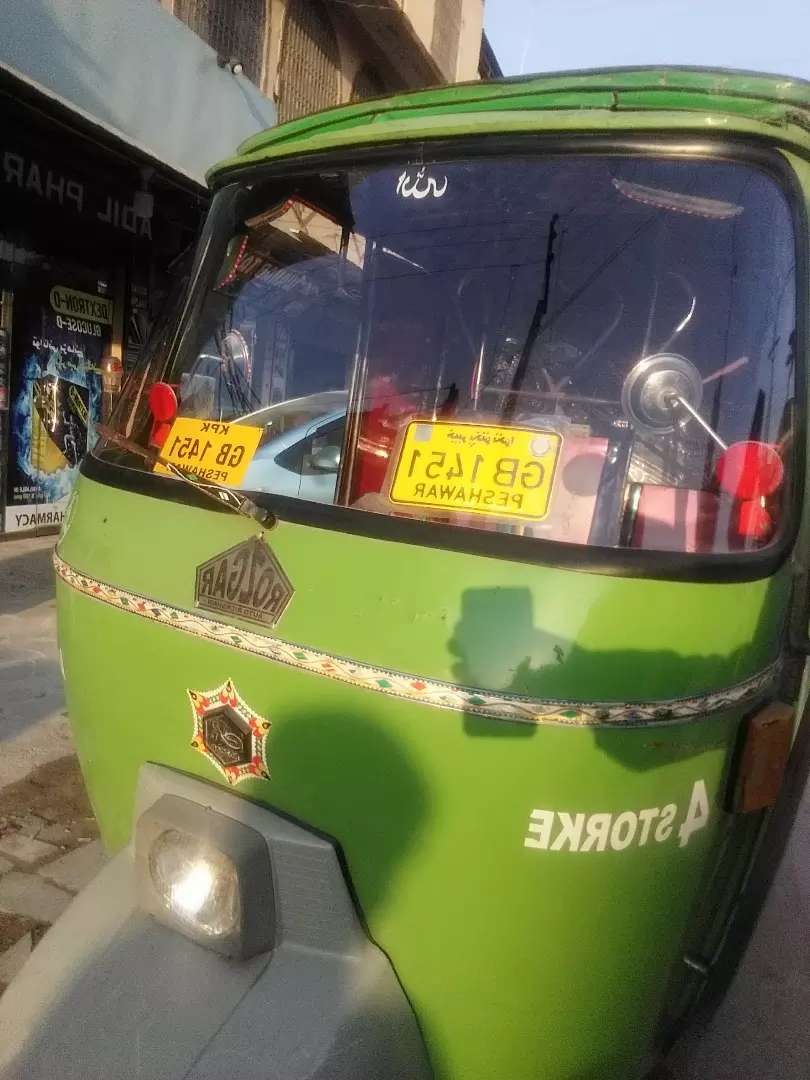Rozagr outo rickshaw good condition for sell 0