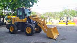 Jual Wheel Loader Sonking Yunnei Engine Turbo Power 76Kw Murah