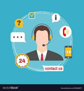 Urdu Call Centre Male Staff Required