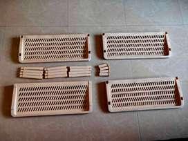 Shoe Rack Material plastic