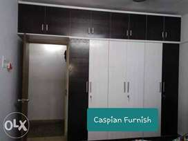 23. Newly custom made to order wardrobes direct from factory