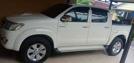 TOYOTA HILUX 2012 DOUBLE CABIN TYPE G 4X4