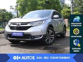 [OLXAutos] Honda CRV 1.5 Turbo Prestige A/T 2018 Abu - Abu