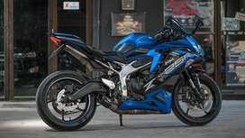Austin Racing GP1R Black Ceramic for Kawasaki ZX25R