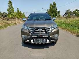 Daihatsu Terios R Manual 2018 KM 23 RB ,NO PR,Siap pakai Dp 50 Jt