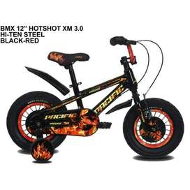 "Sepeda Anak BMX 12"" Pacific Hotshot XM 3.0"