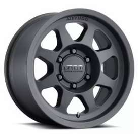 Method MR701 ring 16x8.5 h6x139.7 Et18 Velg ORI bisa Pajero hardtop