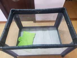 Mother care baby cot( foldable)
