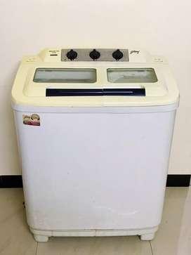 Godrej - 6.5kg Semi Automatic washing machine