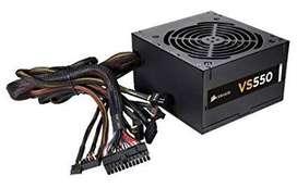 Power Supply CORSAIR VS series VS550 PSU VS 550