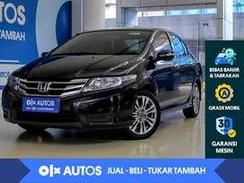 [OLX Autos] Honda City 1.5 E Bensin A/T 2012 Hitam