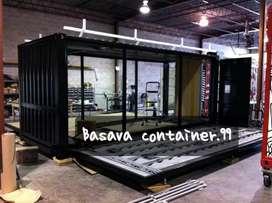 Container hotel- container rumah- container penginapan- box container