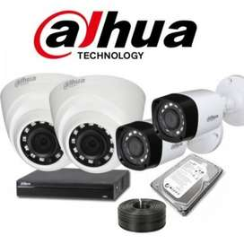 Security Camera Installation Lahore and Other Citys