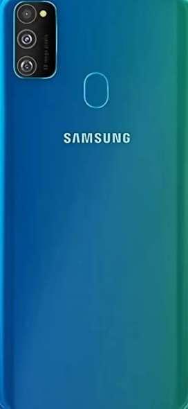 Samsung m30s.4gb ram and 64rom.6000mah bettery