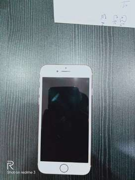 I phone 8  64 gb brand new condition.  Earphones charger with  bill