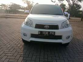 Toyota Rush S automatic putih 2012