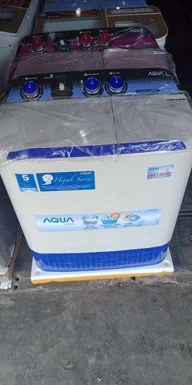 Mesin cuci AQUA sanyo 7kg