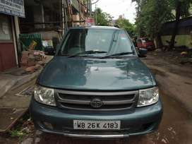 Tata Safari 4x2 LX DICOR BS-IV, 2010, Diesel