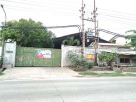 Gudang Hitung Tanah Di Kapten Darmo Sugondo Gresik