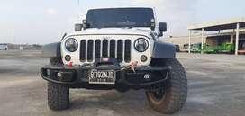 Jeep Wrangler Rubicon 10th aniversary 2013