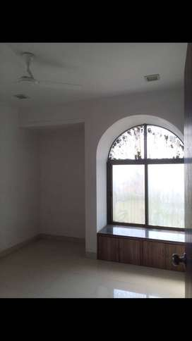 semi furnished flat for rent in vashi well done up