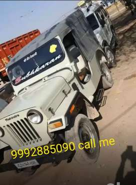 Mahindra Jeep first owner