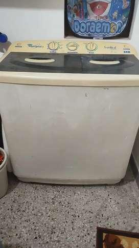 Whirlpool Semi Automatic 8 Kg