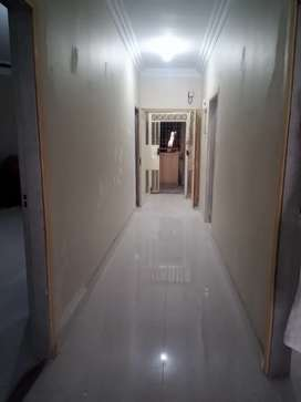 Road Facing 03 Bed DD Flat Available for Sale In Gulistane E Johar