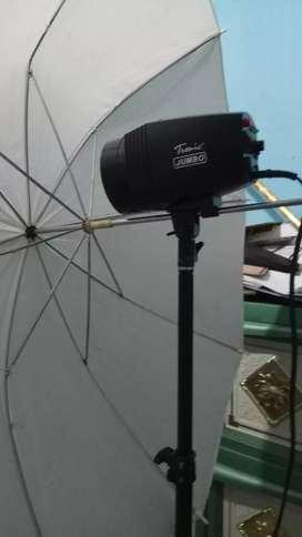 tronic jumbo lampu studio