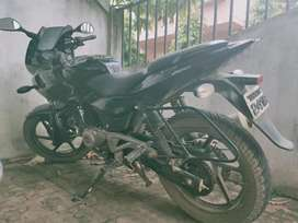 Pulsar 220 immediately available for sale