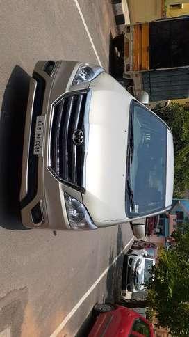 Toyota Innova 2.5 ZX BS IV 7 STR, 2014, Diesel