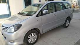 Want sell my innova mobile V top model 8 seater
