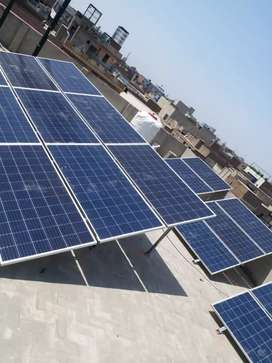3 kw solar system with 3350 watts solar panels