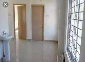 2BHk flat 5 year old available for rent in Dum Dum metro & local.