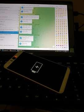 HTC Desire Eye bootloop gak bs masuk Android