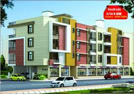 2 BHK JDA APPROVED FLAT FOR SALE  100% LONABLE