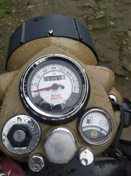 Bs4 royal Enfield classic 350 signals edition